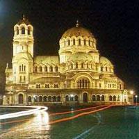Монастыри и другие православные святыни Болгарии