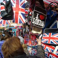 Шопинг в Лондоне, столице Великобритании