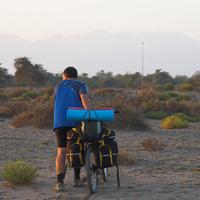 Велопутешествие в НГ каникулы по Оману