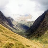 перевал Аишка (н/к), Западный Кавказ