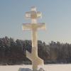 Раифский монастырь в январе