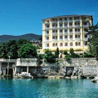 Хорватия, отель 4 звезды Bristol
