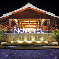 Тайланд, Пхукет, отель 4 звезды Novotel Phuket Vintage Park