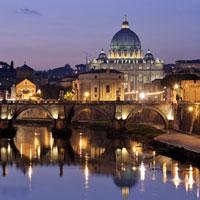 Паломничество в Италию
