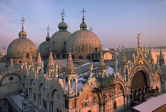 Паломничество в Италию, Базилика Святого Марка в Венеции