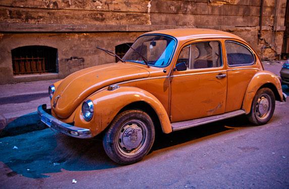 Каир, машины в Каире