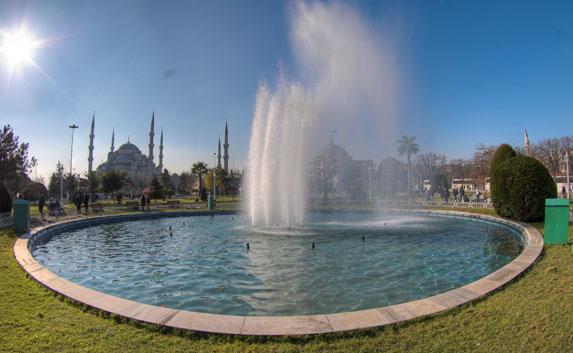 Экскурсионный туризм, Стамбул