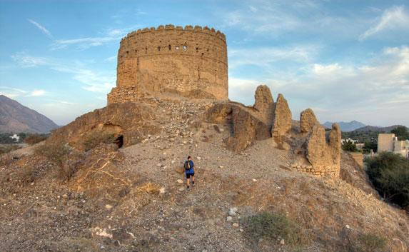 Экскурсионный туризм, Оман, Португальский форт