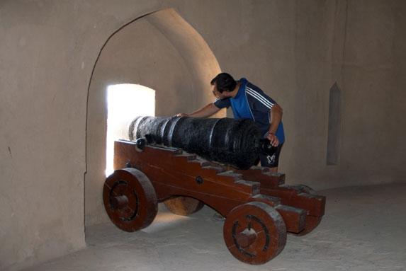 Экскурсионный туризм, Оман, экскурсия в крепости