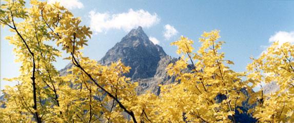Спортивный туризм – это философия жизни, сентябрь в горах