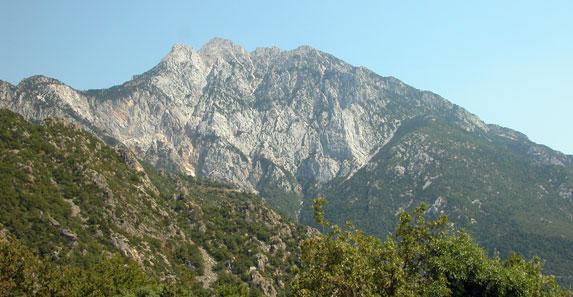 Православная Греция, Святая гора Афон