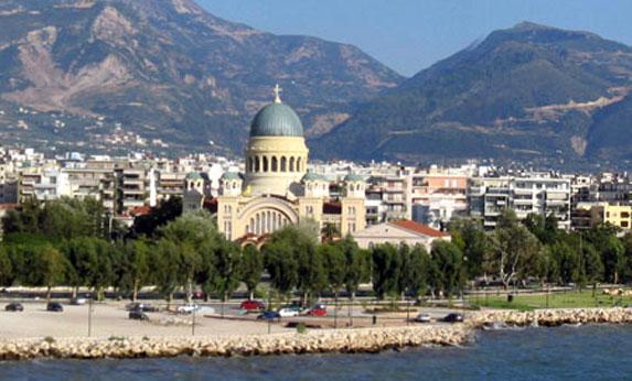 Православная Греция, город Патры