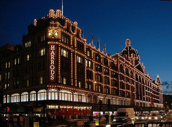 Шопинг в Лондоне, Harrod's