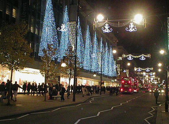 Шопинг в Лондоне, Oxford Street