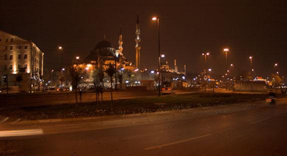 Православие в Турции, ночной Стамбул, Храм Святой Софии