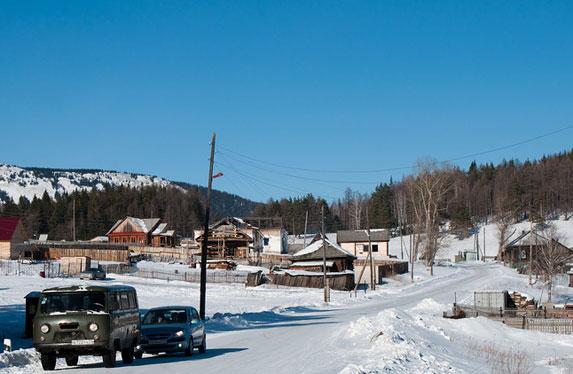 поселок Сибирка