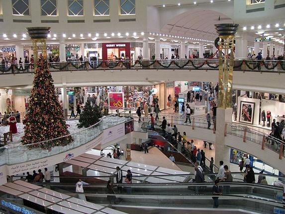 Шопинг в Дубаи, торговый центр