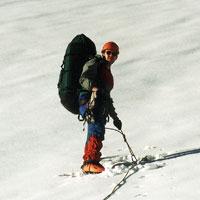 Мои спортивные походы, Ванюшин Михаил