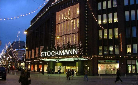Магазины Финляндии, Stockmann