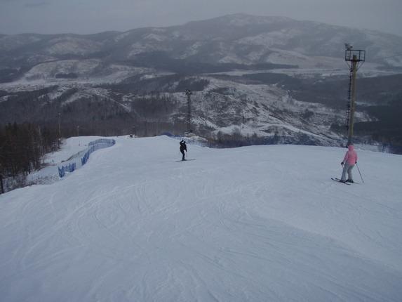 горнолыжные спуски в Абзаково