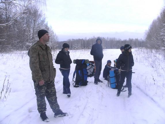 Романтика лыжного похода