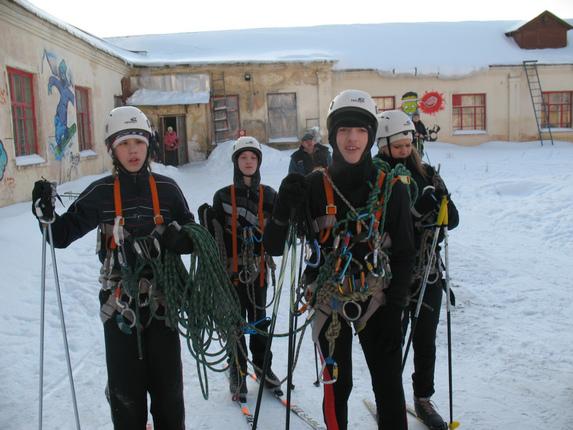 Как я провел зимние каникулы, Наша команда