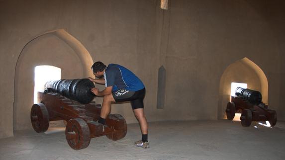 Оман, в крепости города Рустаг (Ar Rustag)