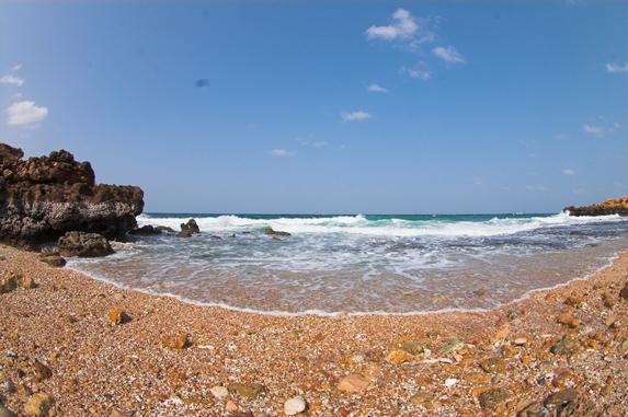 Оман, побережье в районе Ras al Hadd