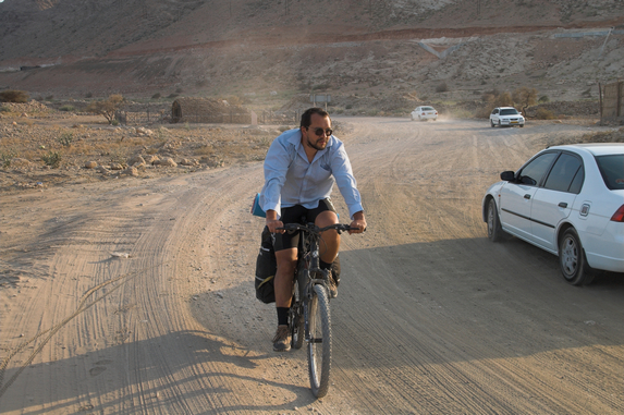 Оман, Дорога вдоль побережья на деревню Калхат (Qalhat)
