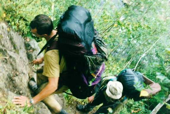 Кузнецкий Алатау, 1997