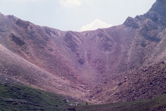 Восточные Саяны, Перевал Ехэгольский (1А, 2600 м).