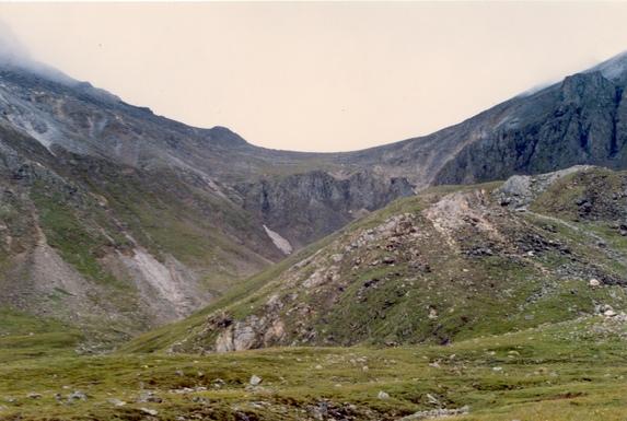 Восточные Саяны, перевал Усть-Илимцев (1А, 2600 м).