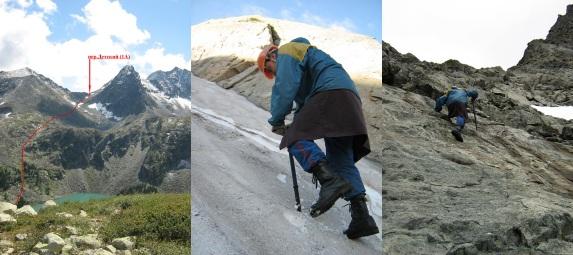 Алтай - 2006, Перевал 1А Детский