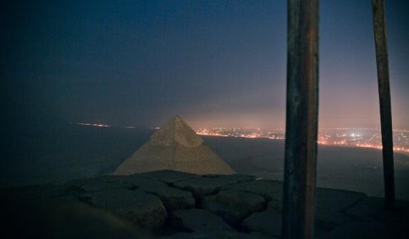 фото пирамиды Хефрена